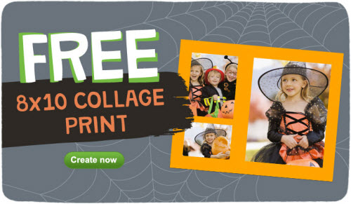 Free 8x10 Collage Print (Wags thru 11-2)