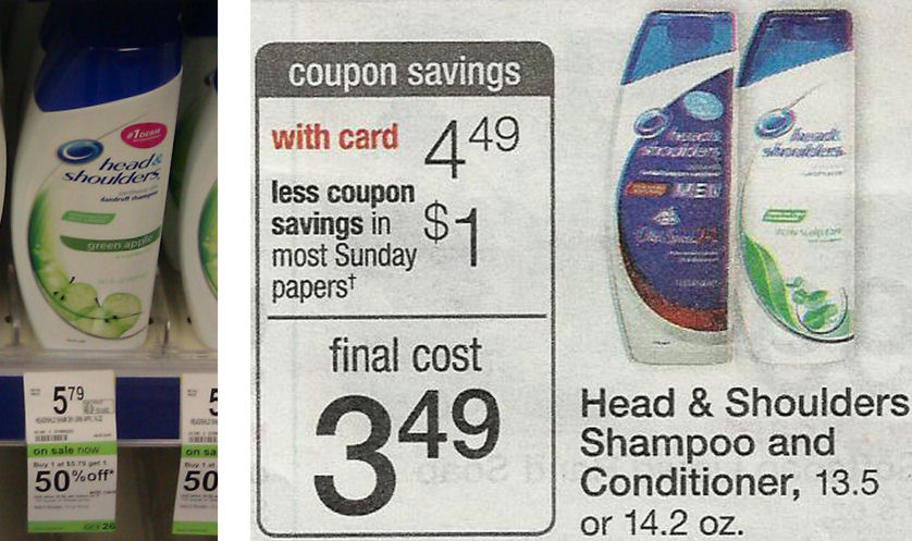 picture about Head and Shoulders Coupons Printable identify Mind and shoulders coupon printable 2018 - Boundary