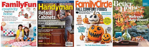 Halloween Magazines