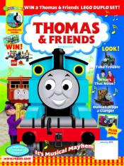 Thomas & Friends Magazine (June2013)