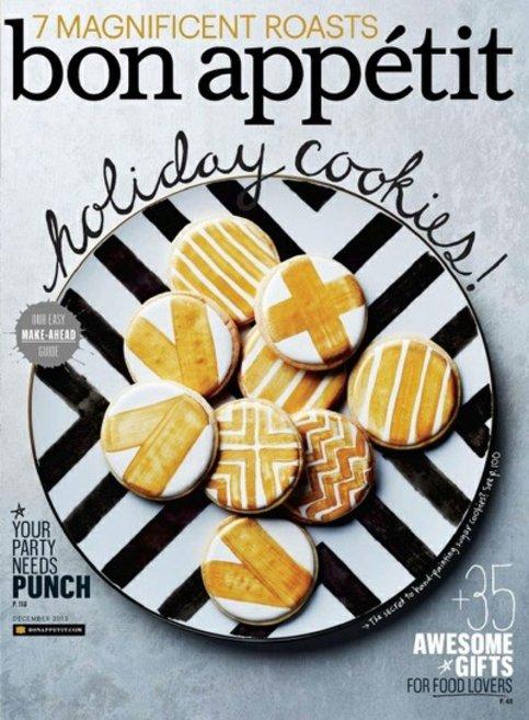 Bon Appetit Magazine (Dec2013)