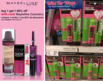 Maybelline mascara copy5w