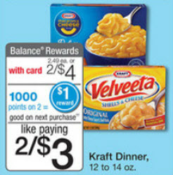 Velveeta Shells & Cheese Sale (Wags 1-26-14)