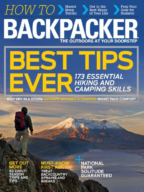 Backpacker Magazine (Feb2014)