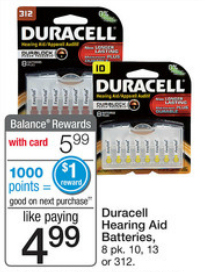graphic relating to Duracell Hearing Aid Batteries 312 Coupons Printable named Duracell rechargeable battery discount codes / Noerr Strategies coupon codes