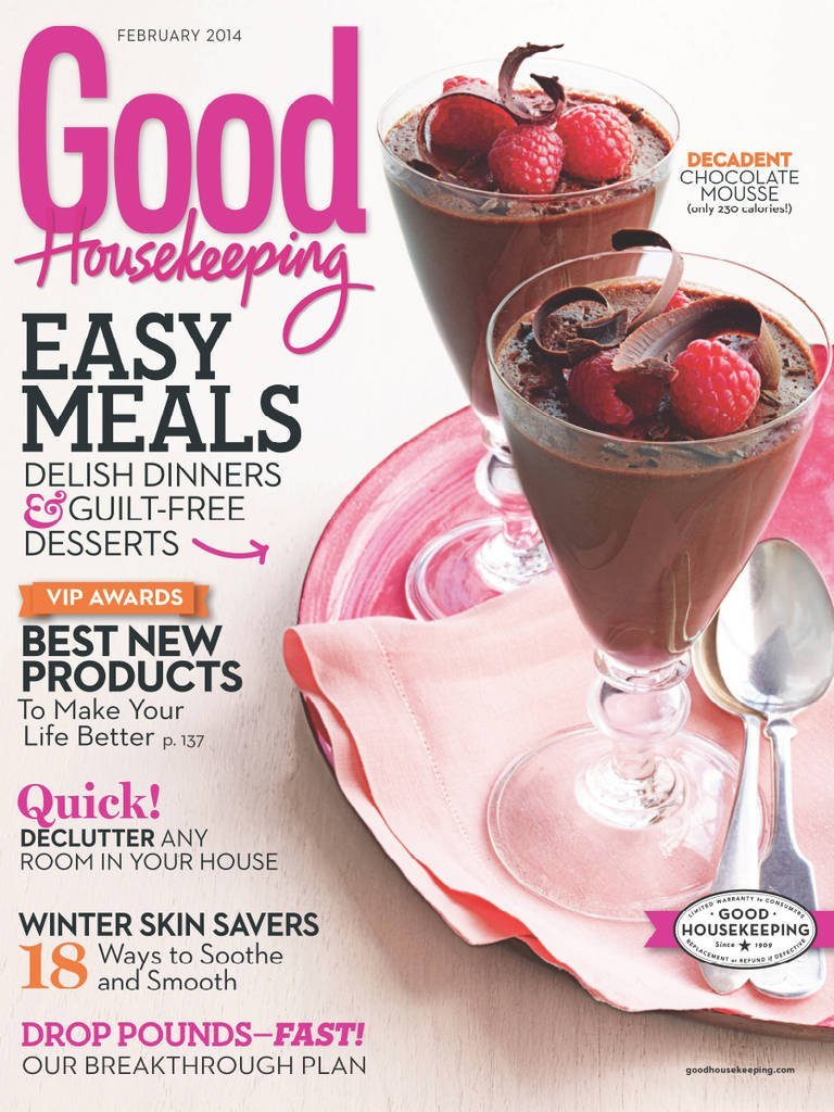 Good Housekeeping Magazine (Feb2014)
