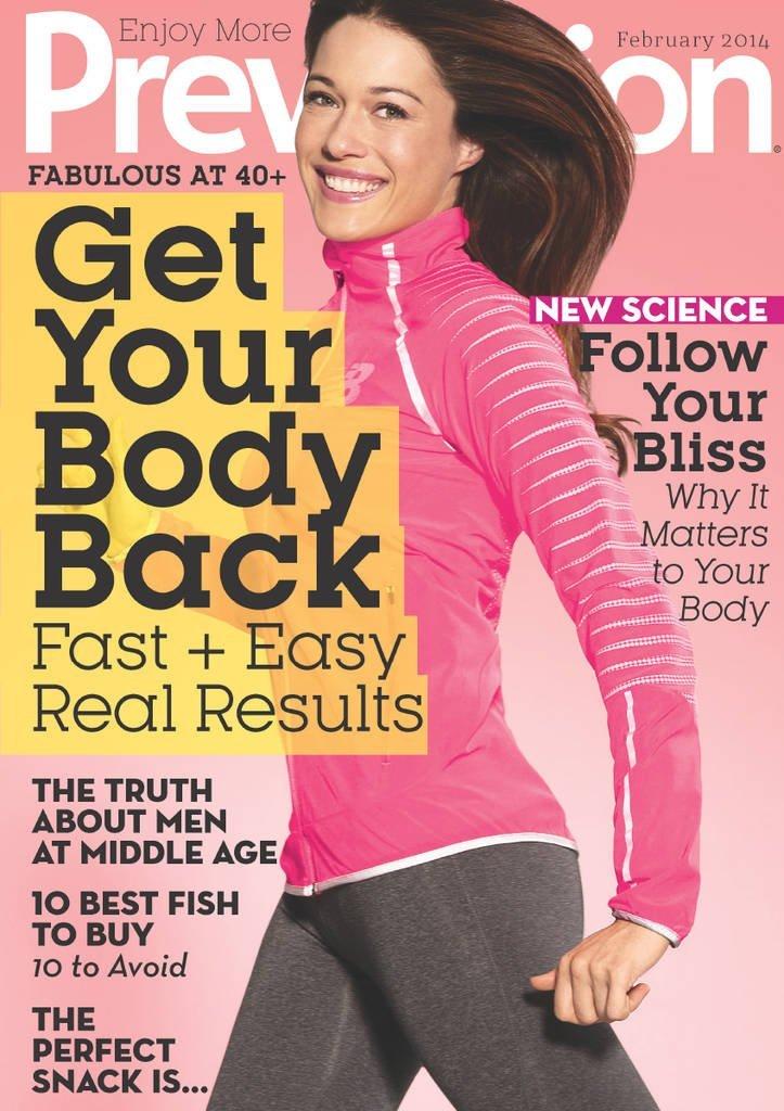 Prevention Magazine (Feb2014)