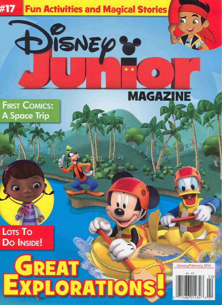 Disney Junior Magazine (Jan-Feb2014)