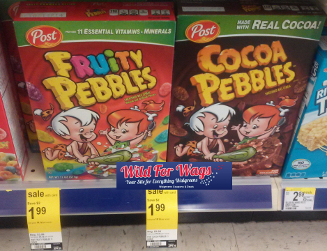 Fruity Pebbles, Cocoa Pebbles