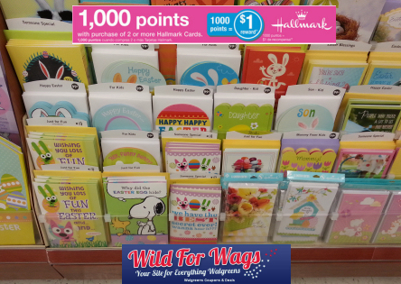 Easter Deals Cards 49 Candy 33 More – Hallmark Easter Cards