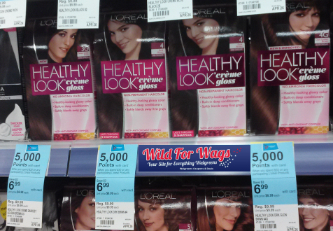 Loreal healthy look 6-5w