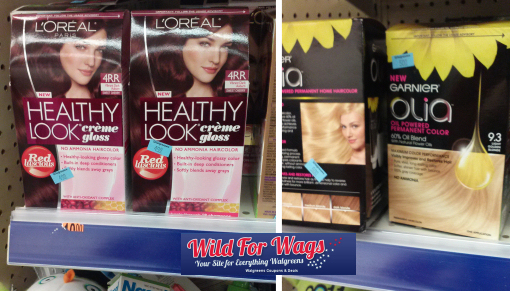 loreal and olia7w