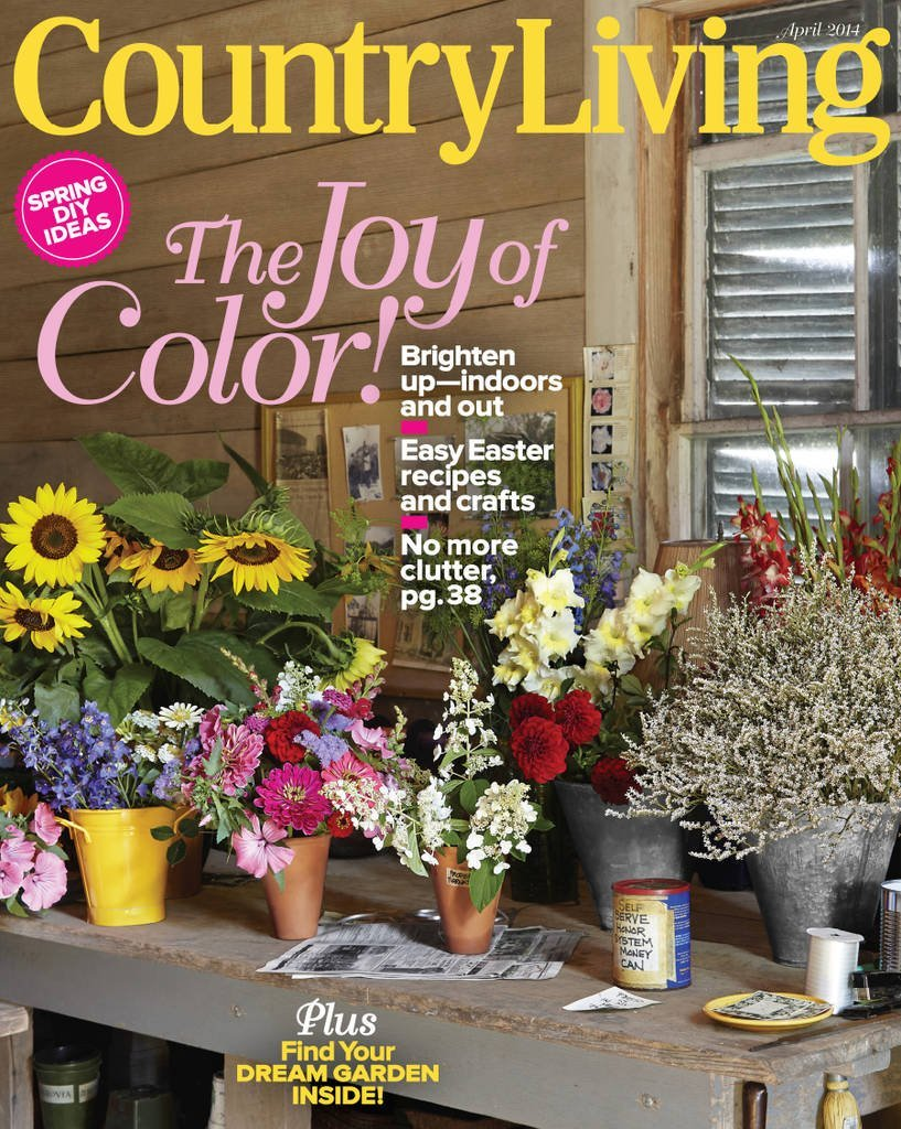 Country Living Magazine (Apr2014)