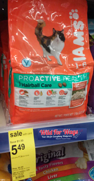 Iams Proactive Cat4-5w