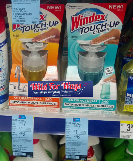 Windex touch up6w