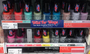 Rimmel not on sale (4w