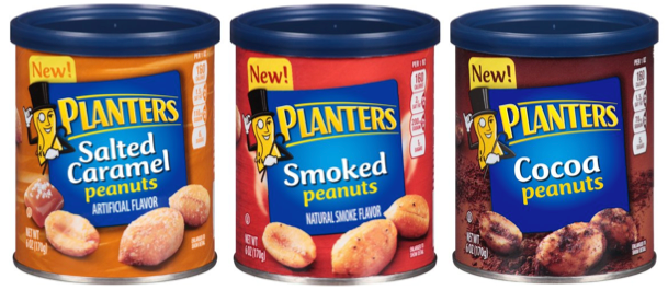 Planters Coupons