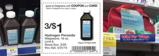 Walgreens hydrogen7-4w