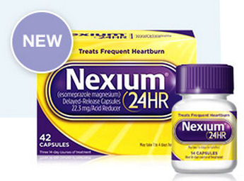 Can you get nexium over the counter