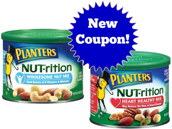 Planters peanuts coupons