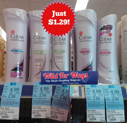 Save 73% off on Clear Scalp & Hair Therapy!