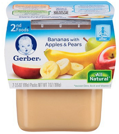 Gerber 2nd Foods coupons