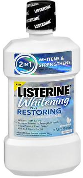 Listerine Whitening 16oz coupon