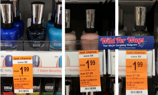 Sally Hansen Clearance!
