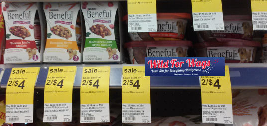 Beneful 3ct Sleeves or 10oz Tubs Just $1.66 Thru 7/26!