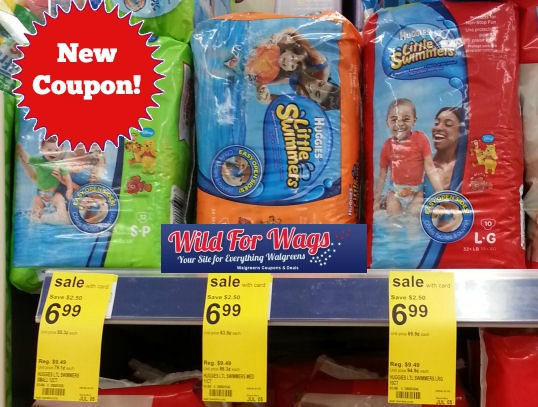 New Coupons for Little Swimmers!
