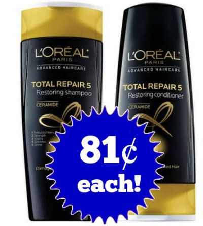 L'Oréal  Advanced HairCare RR