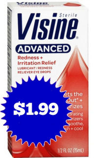 New Coupon for Visine!