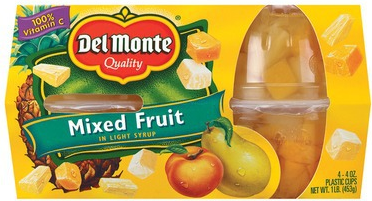 Del Monte Fruit Cup Coupons