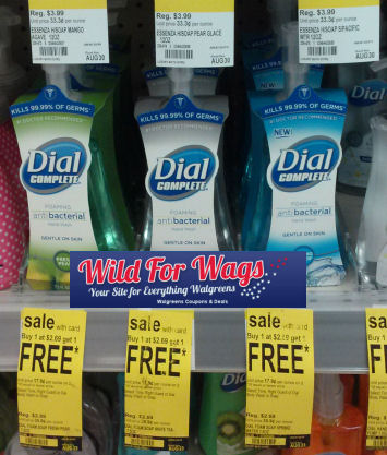 Dial Complete Foaming Hand Soap $1.03 Each!
