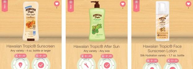 ibotta Offers Hawaiian Tropic