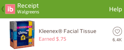 Kleenex Just 46¢ Per Box!