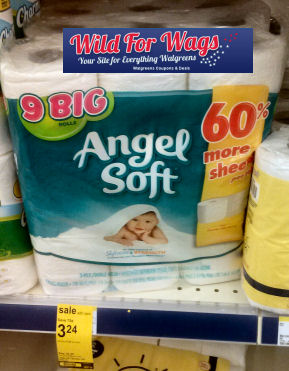 New Coupon for Angel Soft -- Just $2.84!