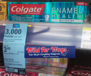 Colgate Coupon *Reset* for Deals As Low As 50¢!