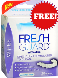 Free Fresh Guard at Walgreens