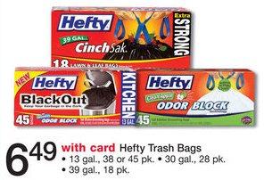 Hefty Coupons