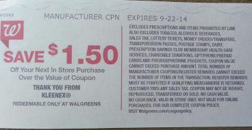 Kleenex Just 69¢ per box with Surprise RR!