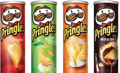 Pringles Coupons