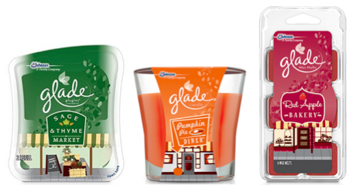 Glade Fall Scents 2014
