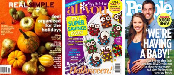 Magazine Coupons