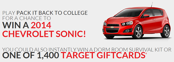 Target Sweepstakes