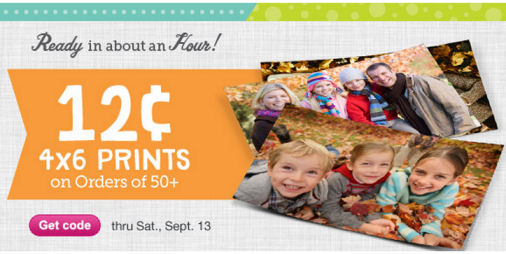 Walgreens Photo Deals and Coupons 9/13