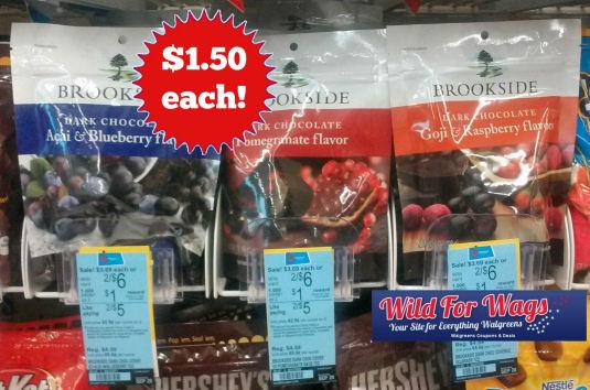 Lancaster & Brookside Candies Just $1.50 Each!