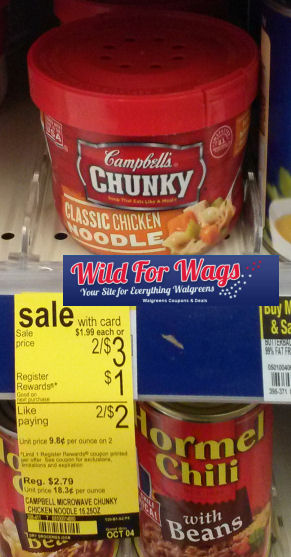 *Reset* Campbell's Coupon for 75¢ Soup!