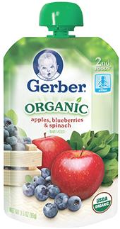 Gerber 2nd Foods