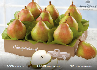 Harry & David Pears